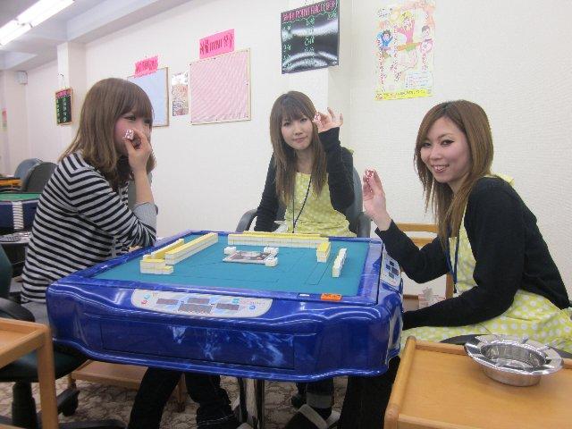 吹田麻雀業組合 麻雀 まーじゃん 麻雀店 雀荘 脳トレ ボケ防止
